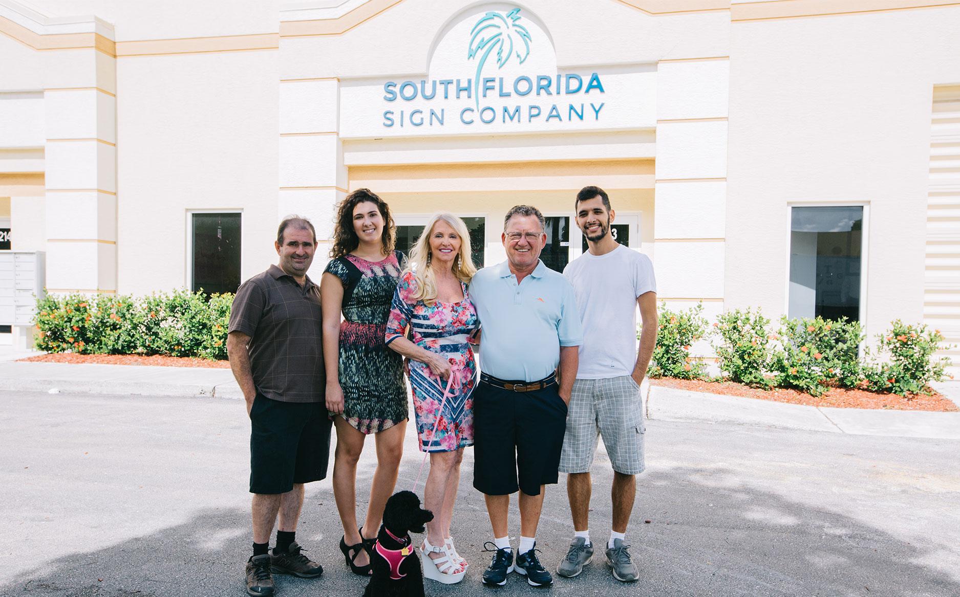 South Florida Sign Co - Team