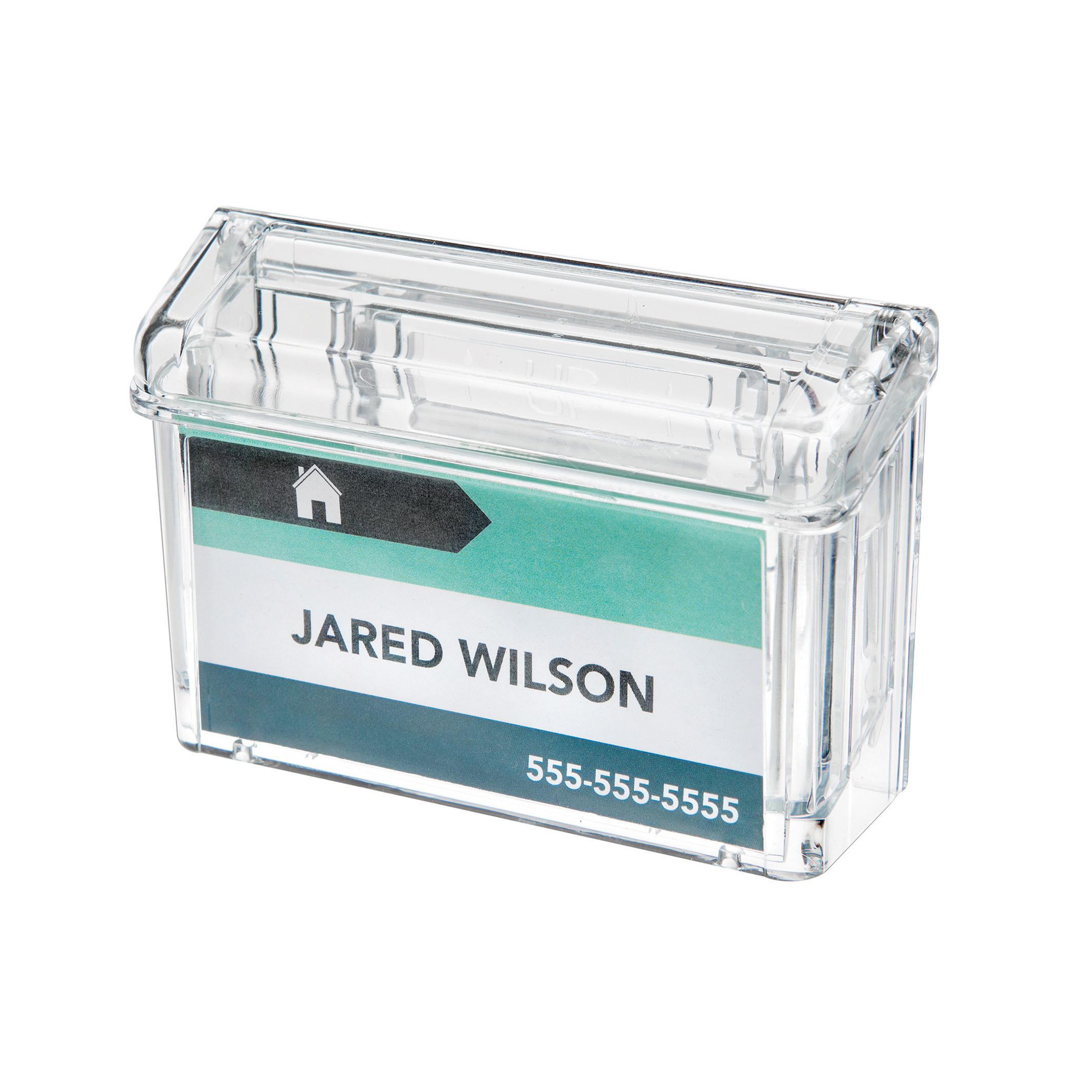 South Florida Sign Company » Outdoor Business Card Holder